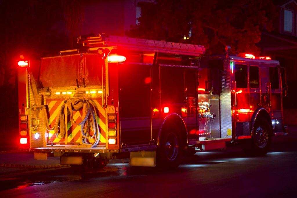 sirenas112 camion de bomberos